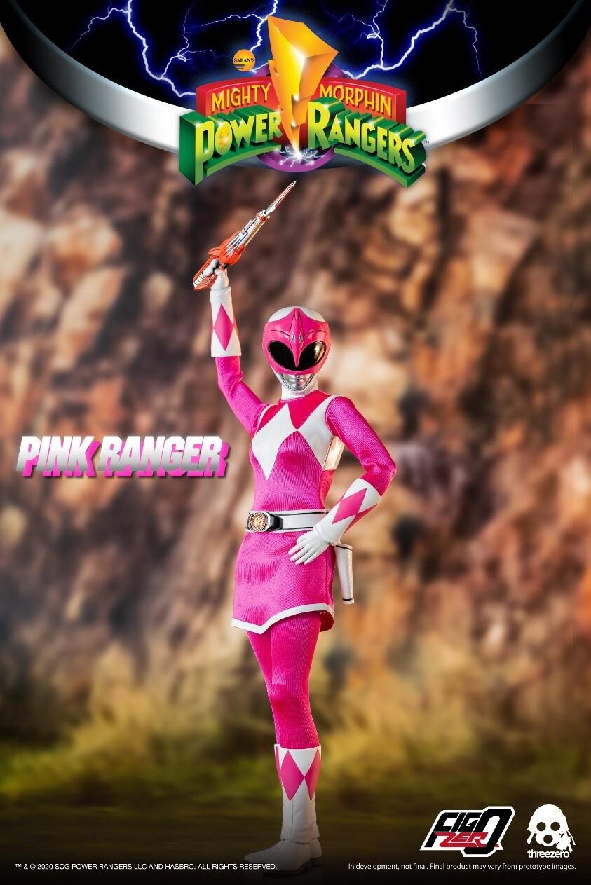 Ranger power rangers pink Power Rangers: